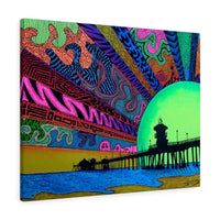 HB Dazzle Canvas Gallery Wrap