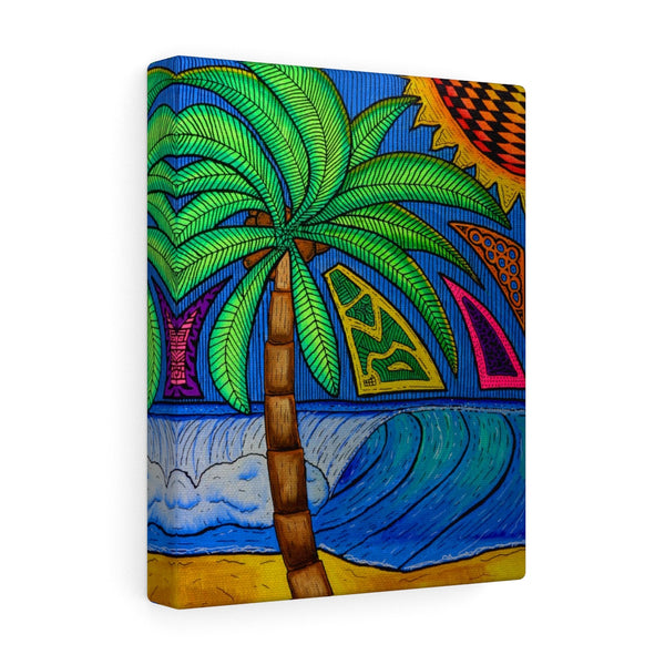Palmathon Canvas Gallery Wrap