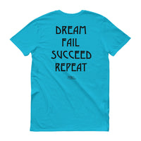 Dream Fail Succeed Repeat T Shirt