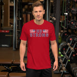 HB Strong Short-Sleeve Unisex T-Shirt