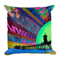 HB Dazzle Square Pillow
