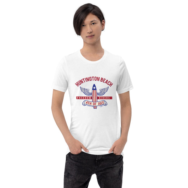 Freedom Rider Short-Sleeve Unisex T-Shirt