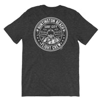 Huntington Beach Flight Crew T Shirt
