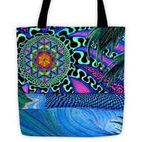 Sun of Life Tote Bag