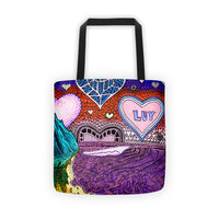 Valentine's Day 2015 Tote bag