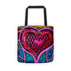 Valentine's Day 2013 Tote bag
