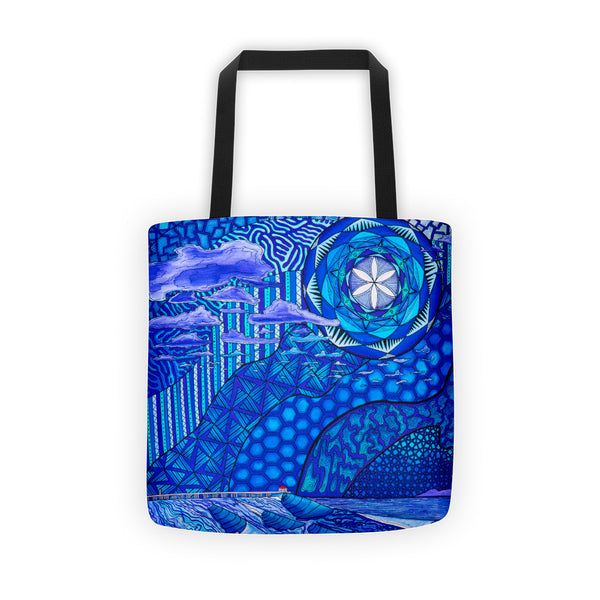 Moody HB Blues Tote bag