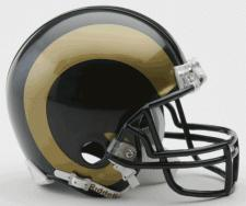 NFL-Los Angeles / St Louis Rams