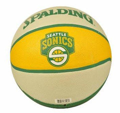 NBA-Seattle Supersonics