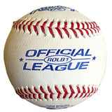 Baseballs-Autographed - Josh Vitters Signed Rawlings ROLB1 Leather Baseball, Proof- Chicago Cubs- Colorado Rockies- 203