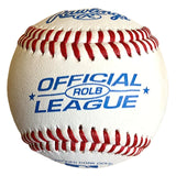 Baseballs- Autographed- Josh Lindblom Signed Rawlings ROLB Leather Baseball Proof Photo- Oakland Atheltics A's- Los Angeles Dodgers- 103