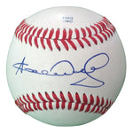 Baseballs-Autographed- Adrian Cardenas Signed ROLB1 Rawlings Baseball, Proof Photo -Chicago Cubs- Oakland Athletics A's - 101