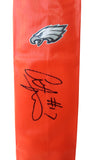 Football End Zone Pylons- Autographed- Alshon Jeffery Signed Philadelphia Eagles TD Pylon Proof 2