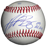 Baseballs- Autographed- Andrew Bailey Signed Rawlings ROLB1 Leather Baseball Inscription -Boston Red Sox - Oakland Athletics A's - Proof Photo 101