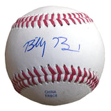 Baseballs- Autographed- Billy Burns Signed Rawlings ROLB1 Baseball, Proof- New York Yankees- Oakland Athletics A's - 401