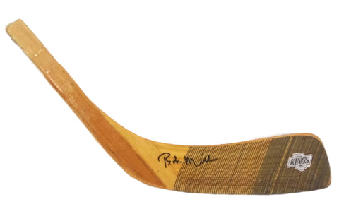 bob-miller-autographed-los-angeles-kings-hockey-stick-blade-201