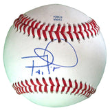 Baseballs- Autographed- Braden Looper Signed ROLB1 Leather Baseball, Proof- St. Louis Cardinals- New York Mets- 201