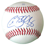 Baseballs- Autographed- Chad Billingsley Signed Rawlings ROLB1 Leather Baseball - Proof Photo - Los Angeles Dodgers - Philadelphia Phillies - 501