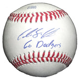 Baseballs-Autographed - Cole St. Clair Signed Rawlings Baseball W/ Inscription, Proof Photo- Los Angeles Dodgers- 201