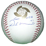 Baseballs-Autographed - Derek Holland Signed Rawlings 2013 World Baseball Classic Baseball, Proof - Pittsburgh Pirates - Texas Rangers - 101