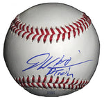 Baseballs-Autographed - Dontrelle Willis Signed Rawlings ROLB1 Baseball W/ Inscription, Proof Photo- Florida Marlins- Detroit Tigers- 101