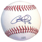 Baseballs- Autographed- George Kontos Signed Rawlings ROLB1 Baseball- San Francisco Giants- New York Yankees- 401
