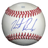 Baseballs-Autographed - Heath Bell Signed Rawlings ROLB1 Leather Baseball, Proof Photo- San Diego Padres- New York Mets- 201