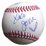 Baseballs- Autographed- Jesse Jane Signed Rawlings ROLB1 Baseball Proof Photo- Adult Entertainer- 601