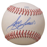 Baseballs-Autographed - Jose Mijares Signed Rawlings ROLB1 Leather Baseball, Proof Photo- San Francisco Giants- Kansas City Royals- 201