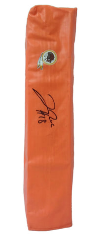 josh-doctson-autographed-full-size-end-zone-pylon-101