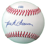 Baseballs-Autographed - Josh Vitters Signed Rawlings ROLB1 Leather Baseball, Proof- Chicago Cubs- Colorado Rockies- 201