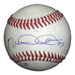 Baseballs- Autographed- Mark Lowe Signed Rawlings ROLB1 Leather Baseball- Proof Photo- Texas Rangers- Seattle Mariners- 401