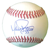 Baseballs-Autographed - Matt Guerrier Signed Rawlings ROLB1 Leather Baseball, Proof Photo- Los Angeles Dodgers- Chicago Cubs- 101