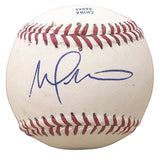 Baseballs-Autographed - Michael Matuella Signed Rawlings ROLB1 Leather Baseball, Proof Photo- Texas Rangers- 101