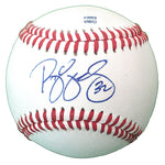 Baseballs-Autographed - Ryan Vogelsong Signed Rawlings ROLB1 Leather Baseball, Proof Photo- San Francisco Giants- Pittsburgh Pirates- 301