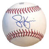 Baseballs-Autographed - Scott Kazmir Signed Rawlings ROLB1 Leather Baseball, Proof Photo- Los Angeles Dodgers- Tampa Bay Rays- 501