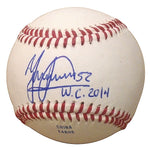 Baseballs-Autographed - Yusmiero Petit Signed Rawlings Baseball W/Inscription, Proof Photo- San Francisco Giants- 101