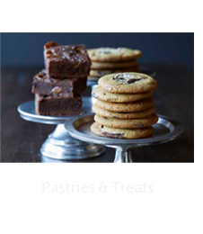 Gourmet Chocolate Chip Cookies, Brownies and Pastries at Cocoa + Co. -- Boutique Coffee Shop and Gourmet Chocolate Store