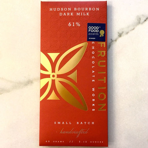Fuition Hudson Bourbon Dark Milk Chocolate