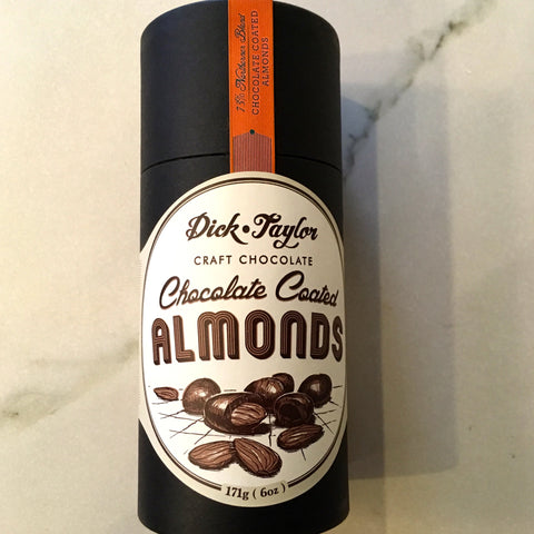 Dick Taylor CHOCOLATE ALMONDS