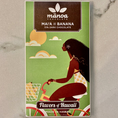 Manoa BANANA 70% Bar