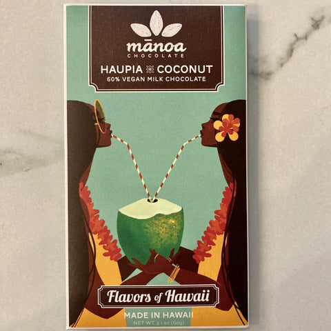 Manoa COCONUT 60% Bar