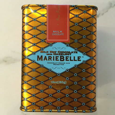 Mariebelle HAZELNUT MILK HOT CHOCOLATE