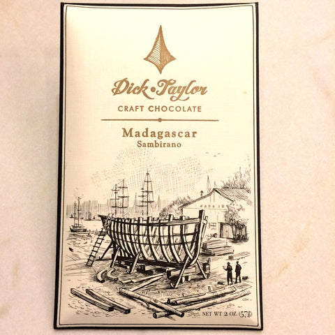 Dick Taylor Madagascar 72% Dark Chocolate Bar