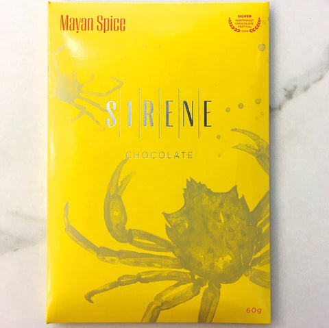 Sirene Chocolate Mayan Spice Bar