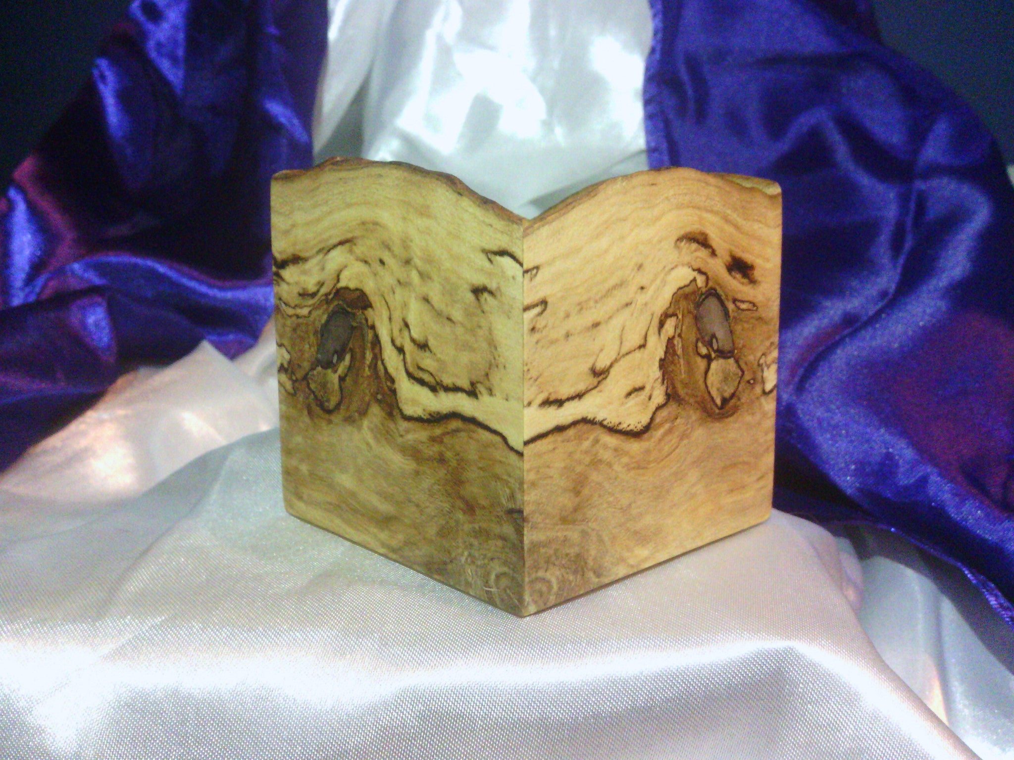 Spalted Holly Series II Box one of five