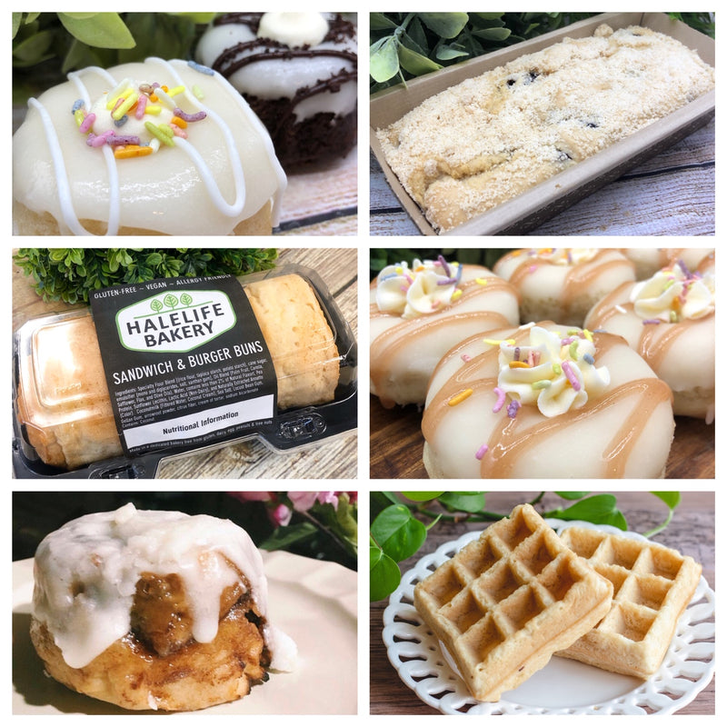 Ultimate Sampler Pack (46 baked goods)