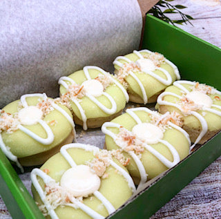 Key Lime Donuts (6 Pack)