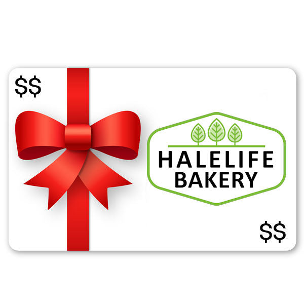 HaleLife Bakery Gift Card