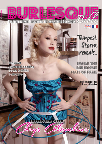 Burlesque Bible Autumn 2015 (issue 13)